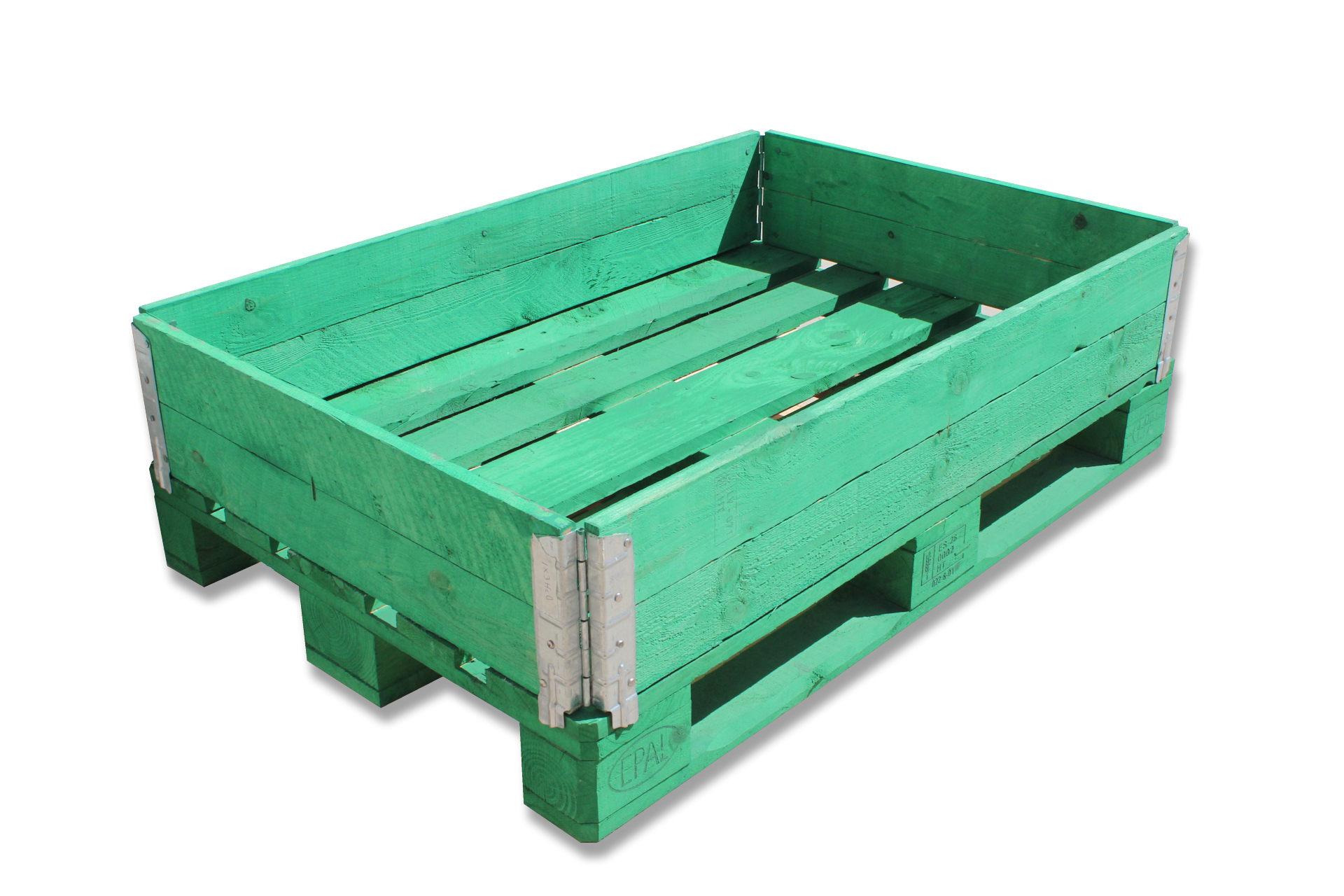 cerco verde para palet europalet 1200 x 800 palets y