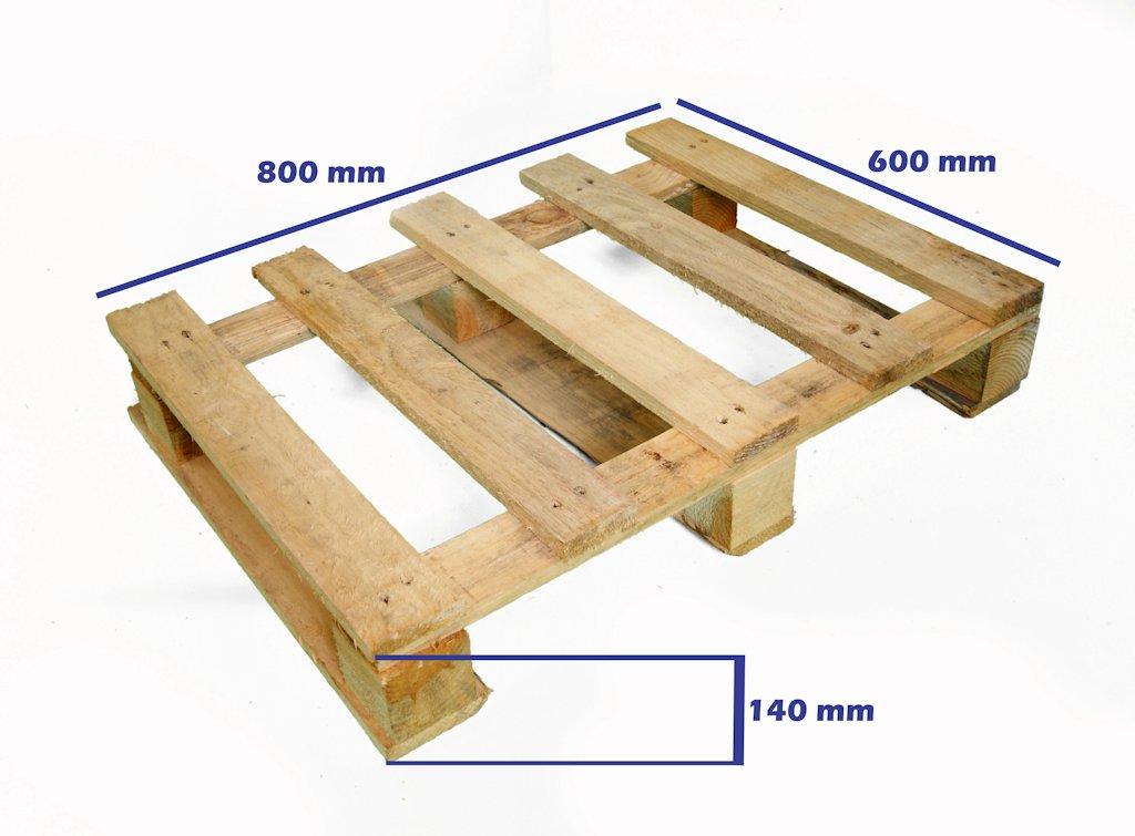 palet 800 x 600 reciclado palets y europalets de madera plastico usados reciclados y nimf 15 - Palet De Madera