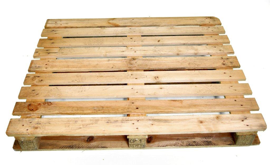 Palet cp1 120 x 100 reciclado palets y europalets de for Reciclar palets de madera paso a paso