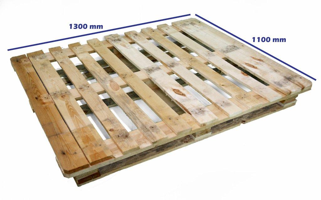 Palet cp7 1300 x 1100 reciclado palets y europalets de - Reciclado de palets de madera ...